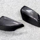 Carbon Fiber Mirror Covers For Volvo V50 2008-2014