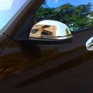 Chrome ABS Mirror Covers for BMW 7 Series F01 F02 Facelift 2013 2014 2015