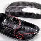 Carbon Fiber Mirror Covers Replacement For Toyota Aurion 2006-2012