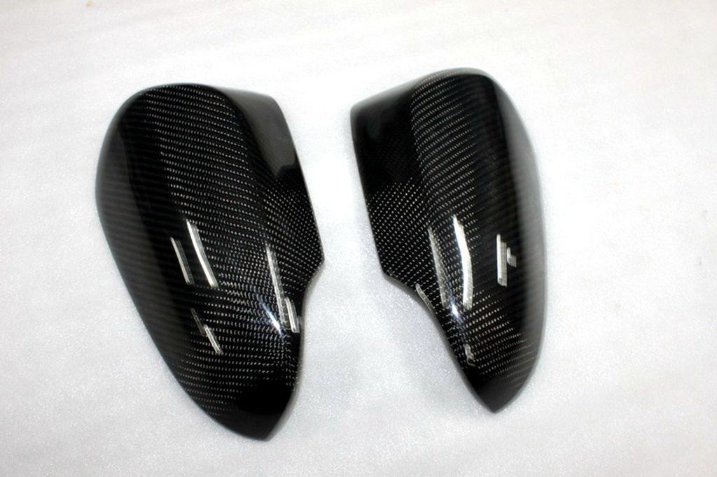 Carbon Fiber Mirror Covers For Toyota Etios Liva 2011-2014