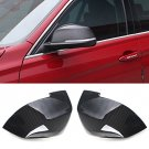 Carbon Fiber Side Mirror Caps Covers Set for BMW F20 1 Series 116i 118i 120i F30 F31