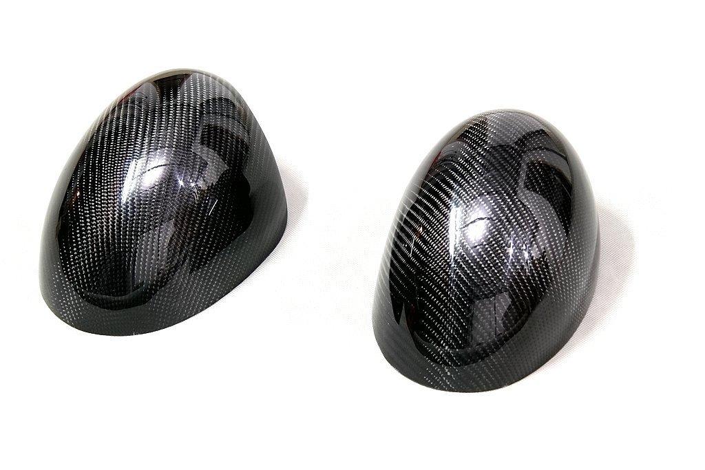 For Mini Cooper F56 2014 2015 Carbon Fiber Mirror Covers