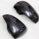 Carbon Fiber Mirror Covers Replacement For Toyota Prius 2009-2014
