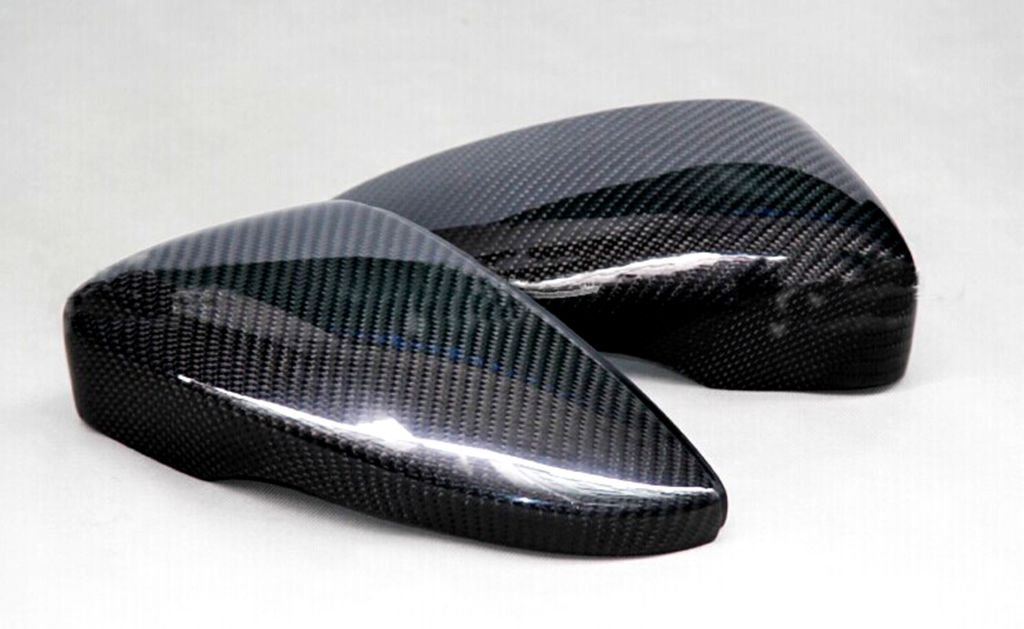Carbon Fiber Mirror Covers For VW Beetle 2011-2014