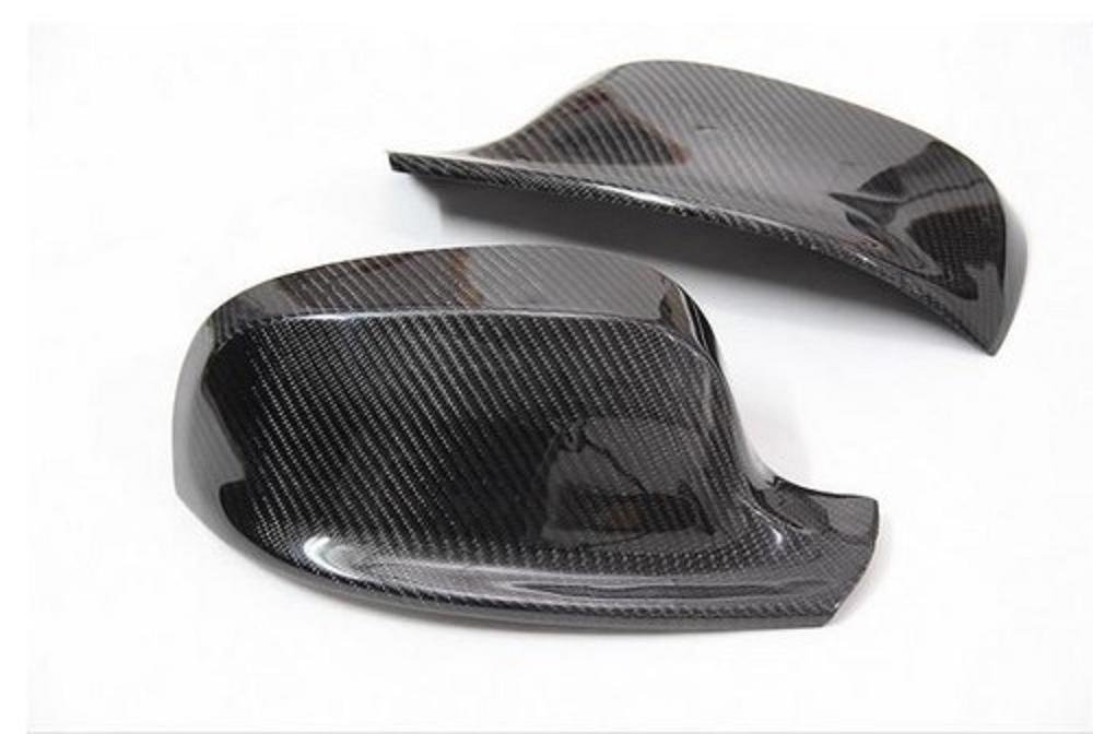 For BMW X1 E84 2009-2011 Carbon Fiber Mirror Covers