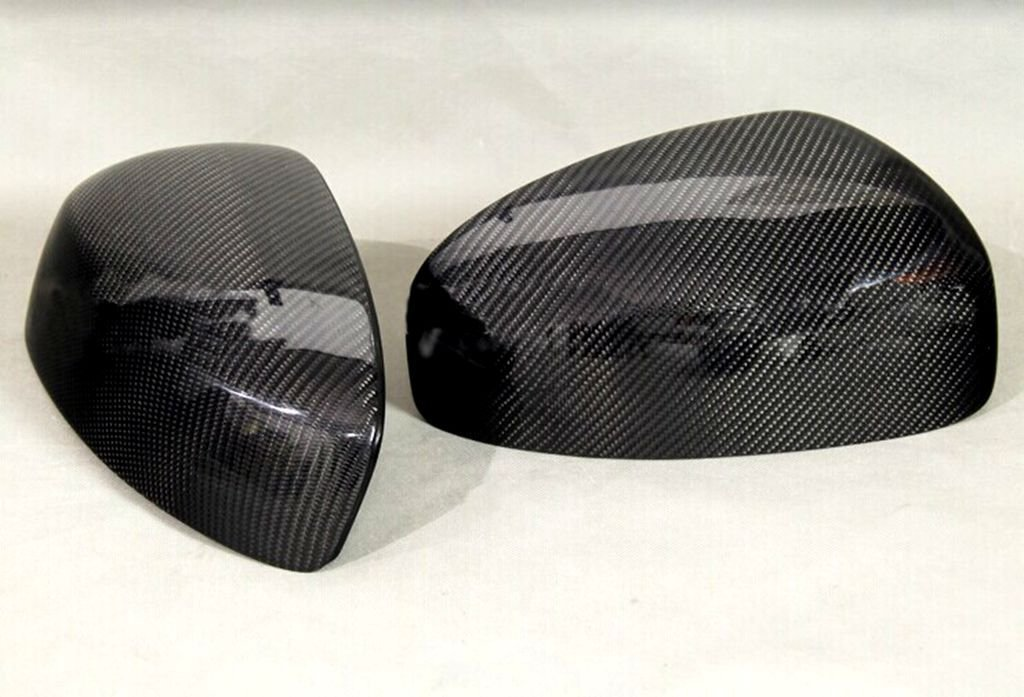 Carbon Fiber Mirror Covers For Infiniti G25 Sedan 2011-2013