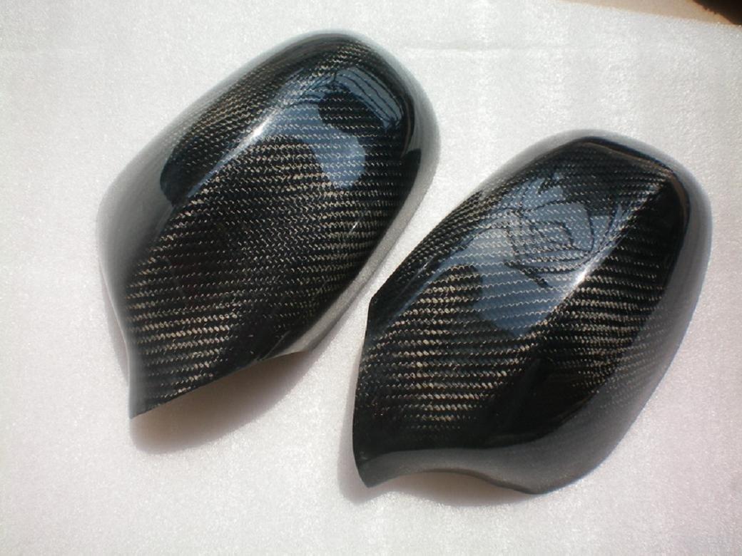 Carbon Fiber Mirror Covers For BMW 3 Series E91 Touring 2009-2011 318i 320i 325i 330i 335i