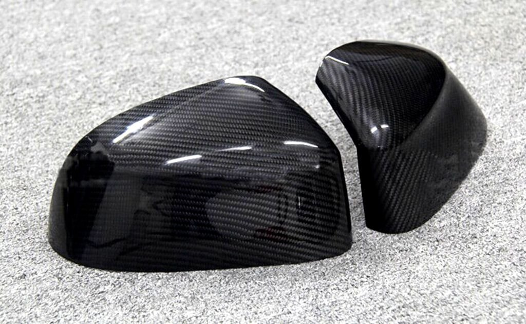 Carbon Fiber Mirror Covers For BMW X5 F15 2014 2015