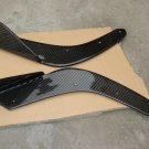 Universal Carbon Fiber Front Splitters A-Style for BMW X1 X3 X4 X5 X6 Z3 Z4 i3 i8 Z8 E63 E64 F20 F21