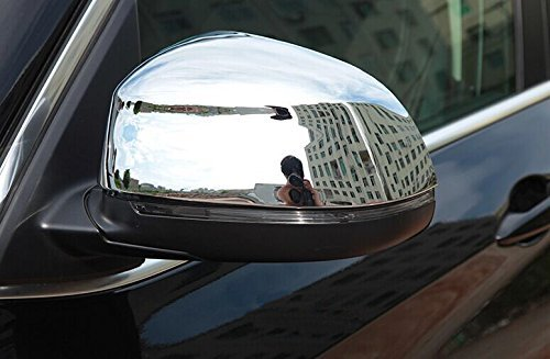 Chrome ABS Mirror Covers for BMW X6 F16 2014 2015