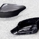 For Volvo V70 2008-2014 Carbon Fiber Mirror Covers Replacement