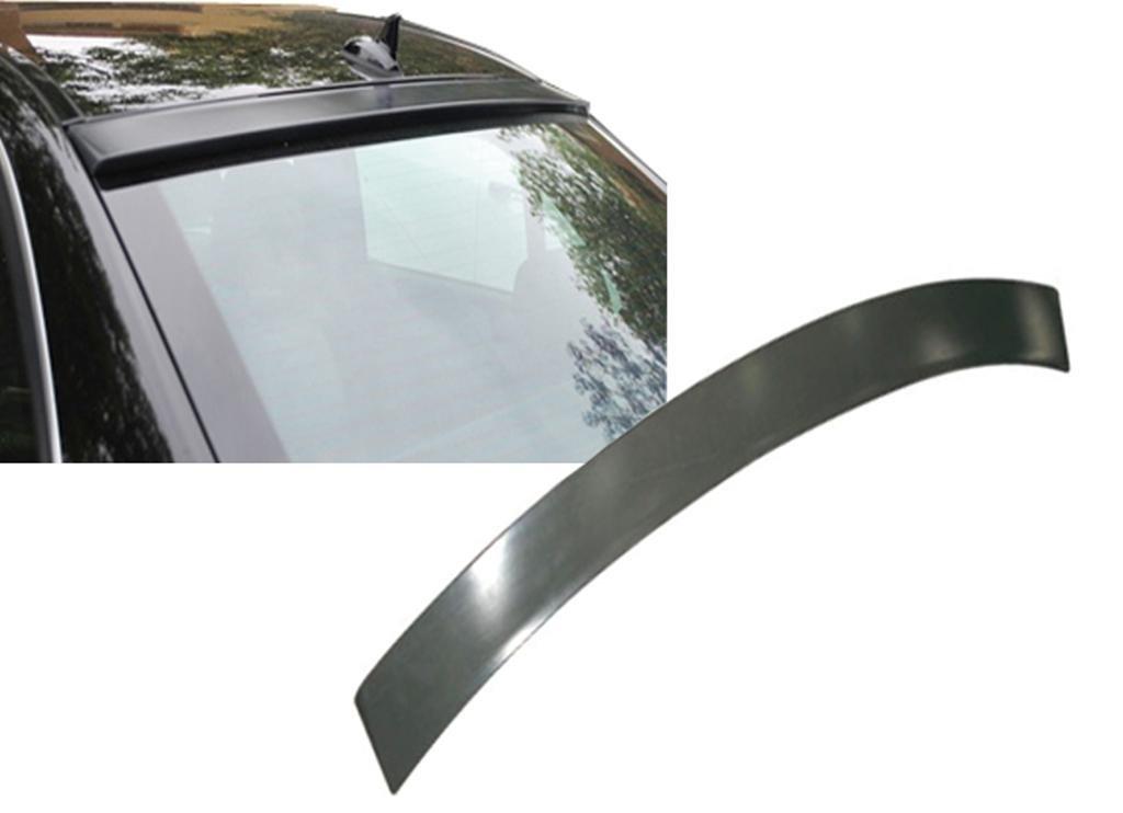 Fiber Glass Roof Spoiler for Mercedes Benz C-Class W204 2012-2014 C180 C200 C230 C250 C280 C300 C350