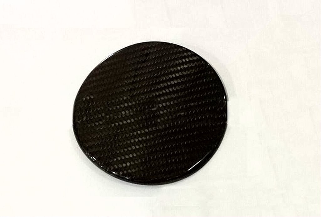 Carbon Fiber Oil Fuel Tank Cover For Ferrari 458