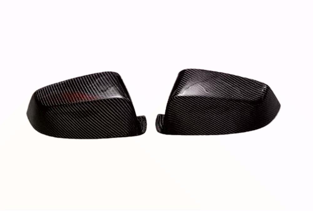 For BMW 7 Series F01 F02 2008-2012 730i 740i 750i 760i Carbon Fiber Mirror Covers