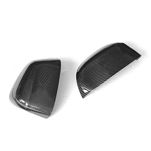 For BMW X5 F15 2014 2015 Carbon Fiber Mirror Covers