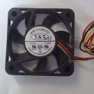 T&T MW-510M12C 12VDC 0.11A 3-Pin 40x10mm CPU Fan