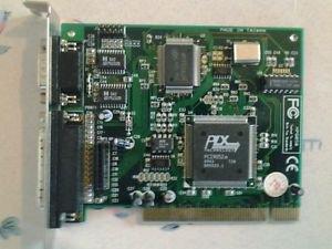PLXTech PCI9052 IO Accelerator Card (MP9050)