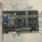 Cirrus Logic KY2-JAX-CVGA54PCI Video Card