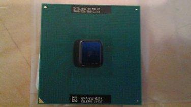 Intel Celeron SL5XT 1000/128/100/1.75V Processor