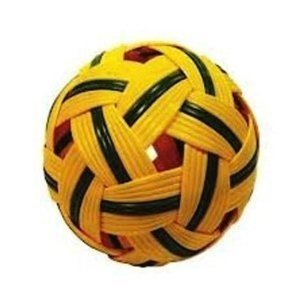 Thailand SEPAK TAKRAW Marathon MT.201 Official Competition Sport Ball