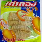 6X10G TAOTONG Roasted Seasoned Cuttlefish Snack Thai Food Dried Squid Recipes