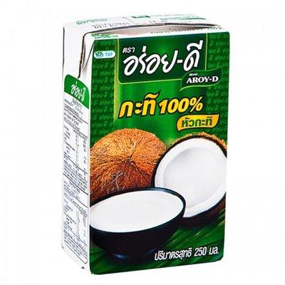 AROY-D UHT Thai Coconut Milk 250 ml.
