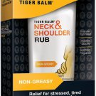 Tiger Balm Neck & Shoulder Rub, Relief For Stressed, Tired & Stiff Muscles 50g.
