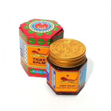 Tiger Balm Red Muscle Pain Releif Oinment 30g.