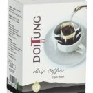 Doitung Drip Coffee Dark Roast Premium from Thailand. (6 Packs/1 Box)