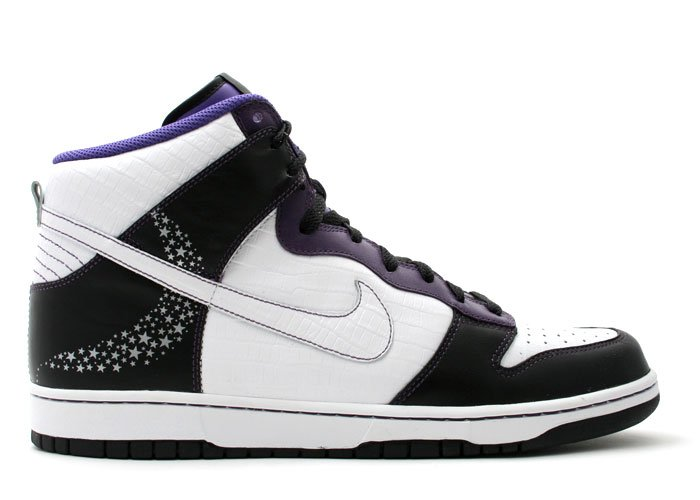 Nike Dunk High Premium Croc Stars QTY limited size 12