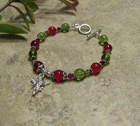 Prayer Bracelet  (Christmas Edition)