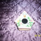 Birdhouse trinket box