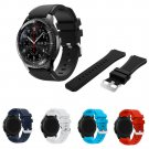 For Samsung Gear S3 Frontier/Classic 22mm Silicone Bracelet Strap Watch Band