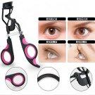Proffessional Makeup Tool Beauty Cosmetic Handle Eyelash Curler Clip Eye Curling