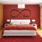 Love DIY Removable Wall Stickers Art Vinyl Quote Decal Mural Home Bedroom Decor