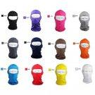 Ultra-thin Full Face Mask lycra Balaclava Motorcycle Cycling Ski Neck Protecting