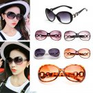 Large Oversized Cool Eyewear Retro Vintage Women's Fashion Sunglasses Glasses