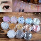 HOT 13 Colors Glitter Powder Eyeshadow Makeup Cosmetic Pigment Eye Shadow Set FT