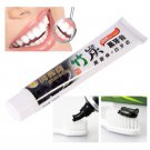 100ML Black Bamboo Charcoal Toothpaste useful FT