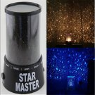 Amazing LED Starry Night Sky Projector Lamp Kids Gift Star light Cosmos Master F