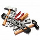 6PCS/SET Children Kids Boy Building Tool Kits DIY Construction Toy Plastic Gifts