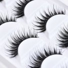 5 Pairs Natural Thick False Eyelashes Long Handmade Makeup Eye Lashes Extension
