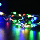 Chic Cork Shaped Night Light Starry Light Bottle Lamp For Xmas Decor 15LED/SET