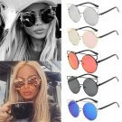 Fashion Women's Men's Retro Sunglasses Oversized Designer Vintage Shades Gift