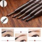 New Waterproof Eye Brow Eyeliner Eyebrow Pencil With Brush Makeup Cosmetic Tool