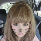 Elegant Women Girl Fashion Cute Playful Cat Ears Crystal Hair Band Headband FT46