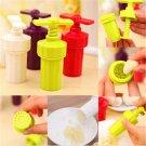 Kitchen Tools Garlic Press Chopper Slicer Hand Presser Grinder Crusher Random
