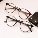 Modern Clear Lens Eyeglasses Frame Retro Round Men Women Unisex Nerd Glasses New