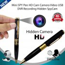 1280*960 Spy Camcorder Mini DV DVR Cam Hidden Spy Pen Video Camera Recorder