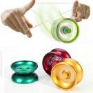 Fun Aluminum Design Professional YoYo Ball Bearing String Trick Alloy Kids New